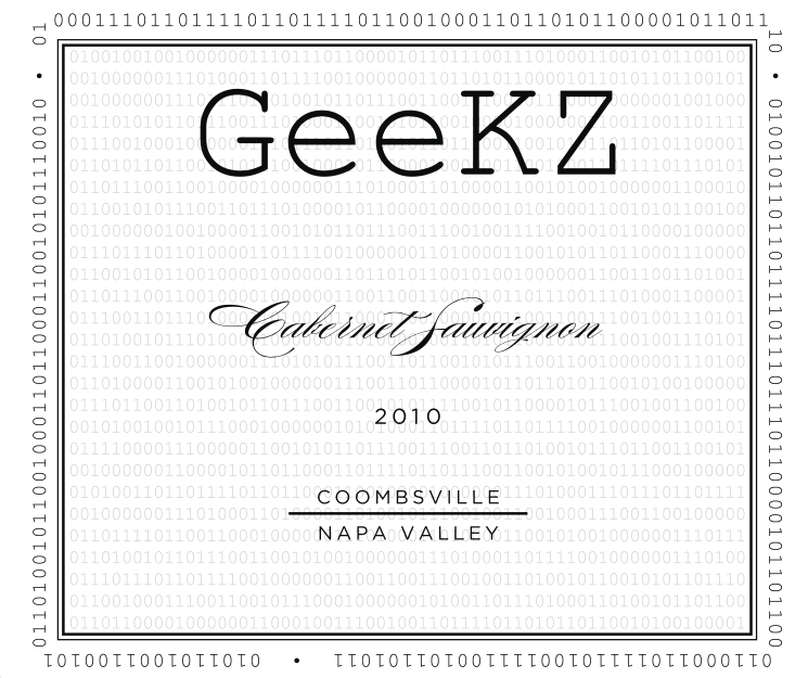 GeeKZ 2010 Label